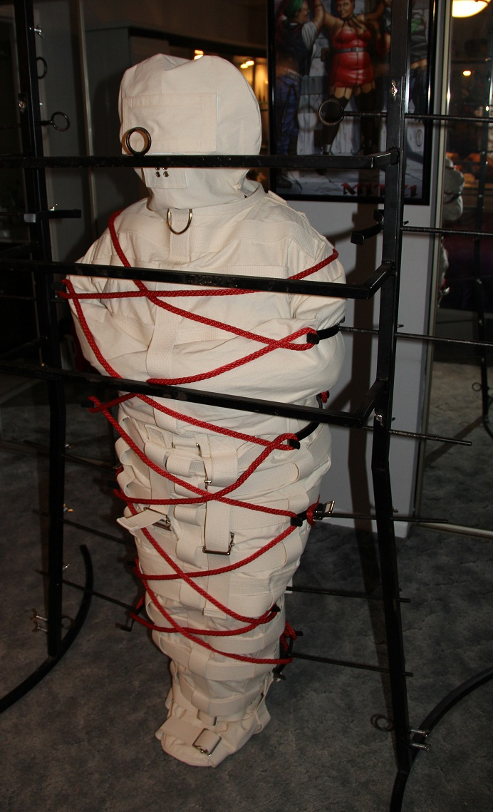 full body straight jacket straitjacket